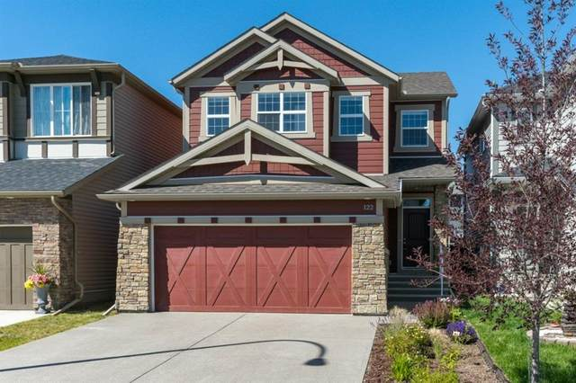 122 Legacy Landing SE, Calgary, AB T2X 2T7 (#A1018219) :: Redline Real Estate Group Inc