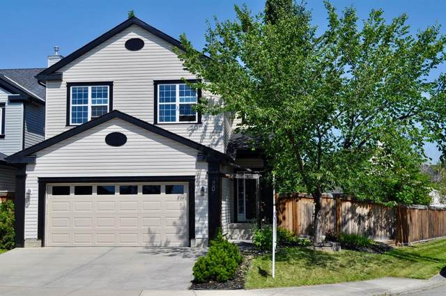 20 Copperfield Manor SE, Calgary, AB T2Z 4R7 (#A1018227) :: Redline Real Estate Group Inc