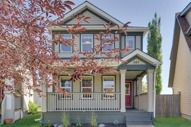 343 Copperstone Grove SE, Calgary, AB T2Z 4X9 (#A1018271) :: Redline Real Estate Group Inc