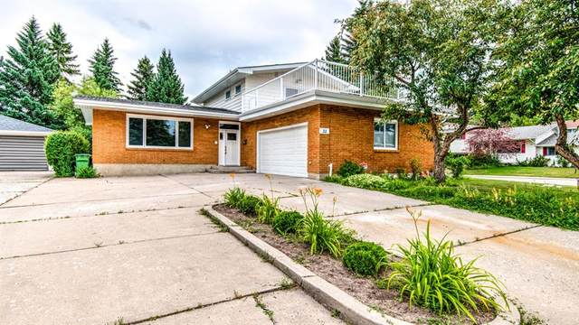 32 Varcrest Place NW, Calgary, AB T3A 0B9 (#A1018307) :: Redline Real Estate Group Inc