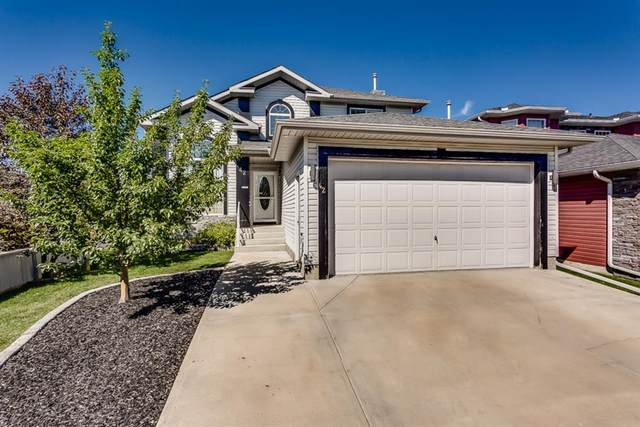 42 Thornleigh Way SE, Airdrie, AB T4A 2C6 (#A1018359) :: Canmore & Banff