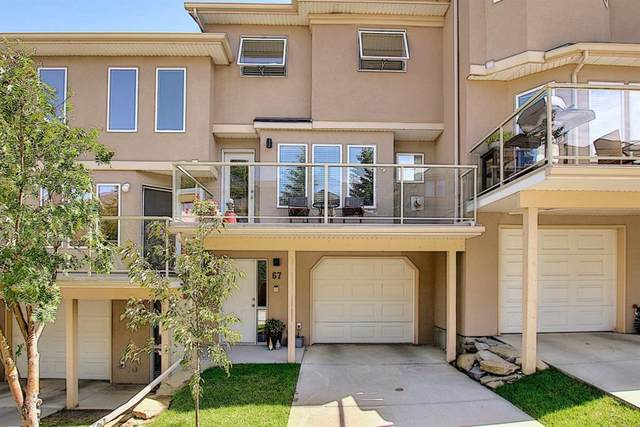 67 Patina Terrace SW, Calgary, AB T3H 4M8 (#A1018375) :: Redline Real Estate Group Inc