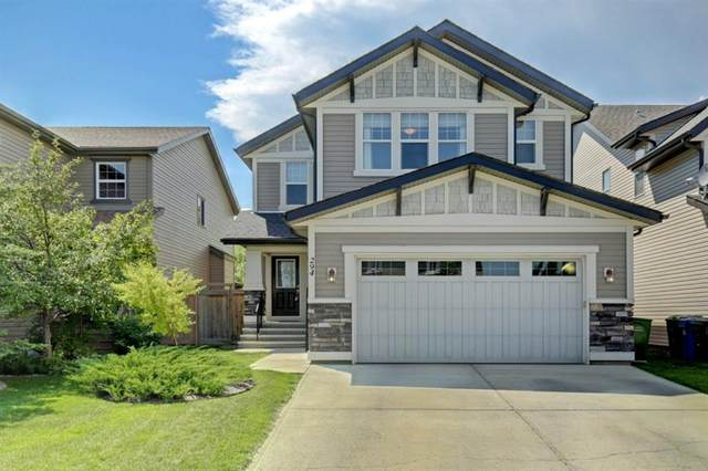 294 Chaparral Valley Terrace SE, Calgary, AB T2X 0L8 (#A1018399) :: Redline Real Estate Group Inc
