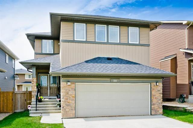 28 Evansdale Common NW, Calgary, AB T3P 0E1 (#A1018424) :: Redline Real Estate Group Inc