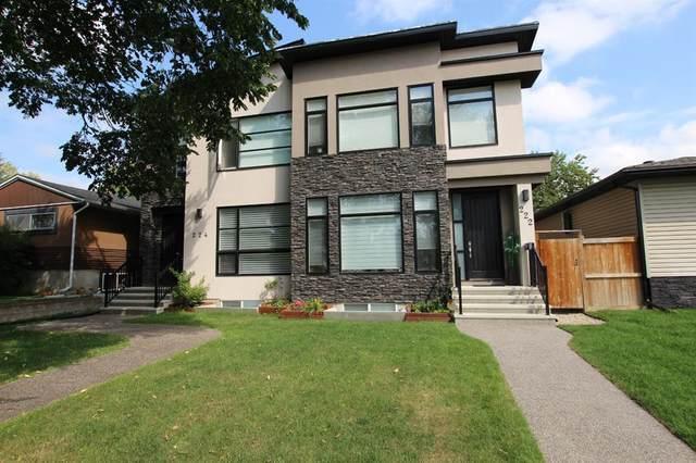 222 41 Avenue NW, Calgary, AB T2K 0G8 (#A1018437) :: Redline Real Estate Group Inc