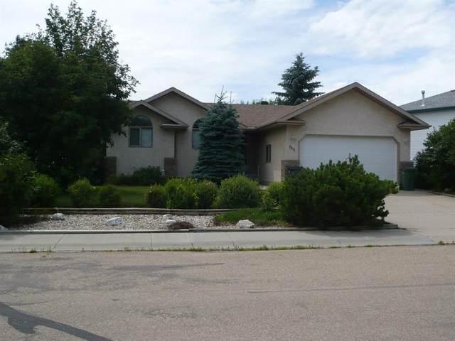 6411 55 Avenue, Ponoka, AB T4J 1S2 (#A1018445) :: Canmore & Banff