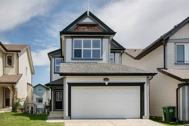 141 Sunset Heights, Cochrane, AB T4C 0C9 (#A1018459) :: Redline Real Estate Group Inc