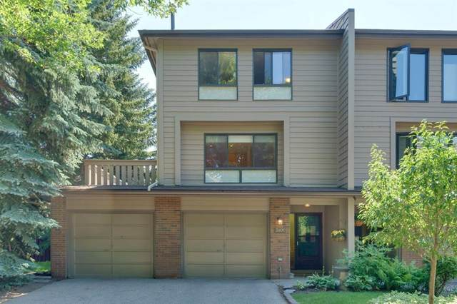 3801 Point Mckay Road NW, Calgary, AB T3B 4V7 (#A1018466) :: Redline Real Estate Group Inc