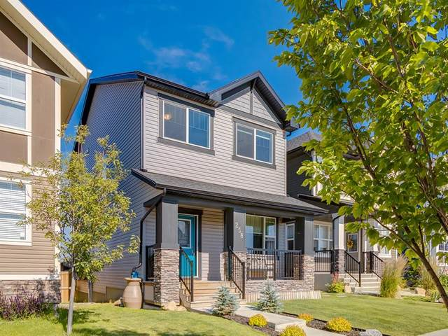 258 Nolan Hill Drive NW, Calgary, AB T3R 0T1 (#A1018537) :: Canmore & Banff