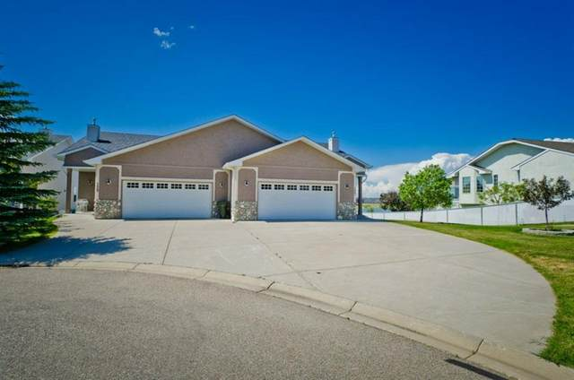 127 Westlake Bay, Strathmore, AB T1P 1X9 (#A1018539) :: Redline Real Estate Group Inc