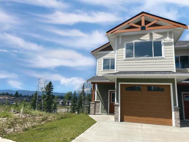 214 Mcardell Drive #24, Hinton, AB T7V 0A9 (#A1018543) :: Redline Real Estate Group Inc