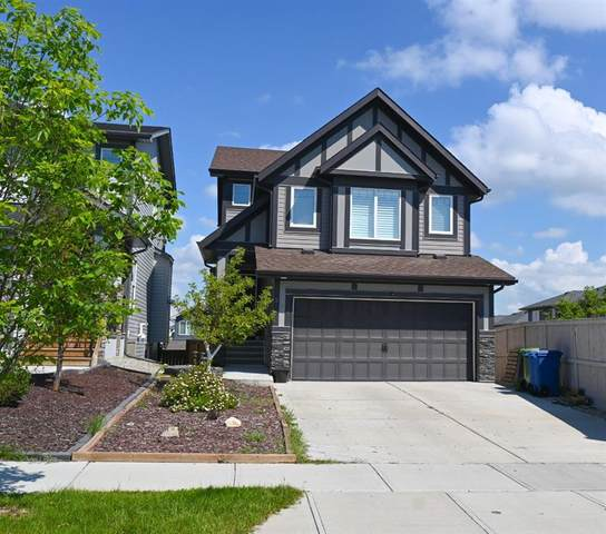 221 Hillcrest Drive SW, Airdrie, AB T4B 0Y8 (#A1018544) :: Redline Real Estate Group Inc
