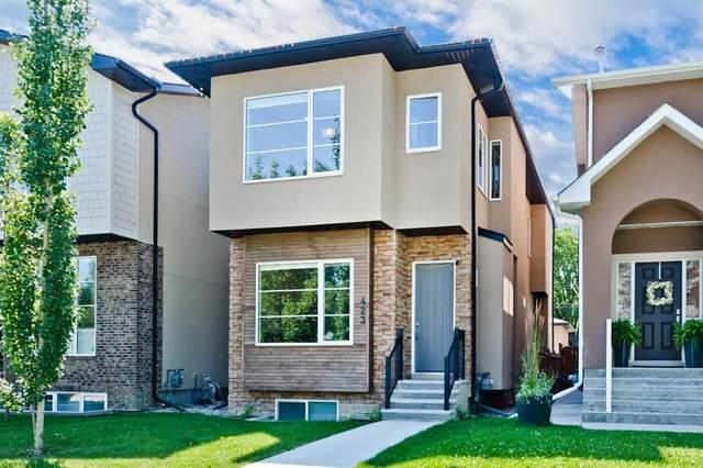 423 36 Avenue NW, Calgary, AB T2K 0C4 (#A1018547) :: Redline Real Estate Group Inc
