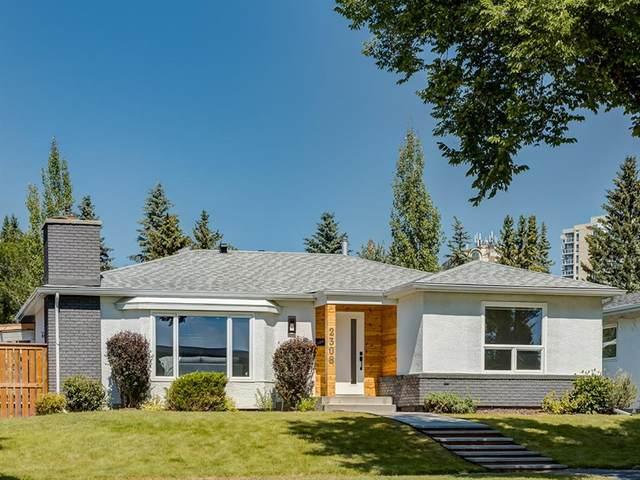 2308 Palliser Drive SW, Calgary, AB T2V 3S6 (#A1018576) :: Redline Real Estate Group Inc