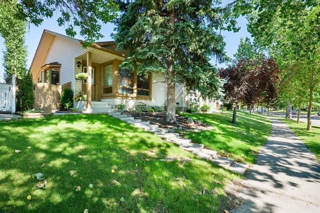 98 Sunbank Way SE, Calgary, AB T2X 2B6 (#A1018594) :: Redline Real Estate Group Inc