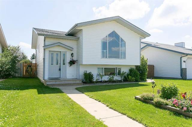 43 Duston Street, Red Deer, AB T4R 2K4 (#A1018605) :: Canmore & Banff