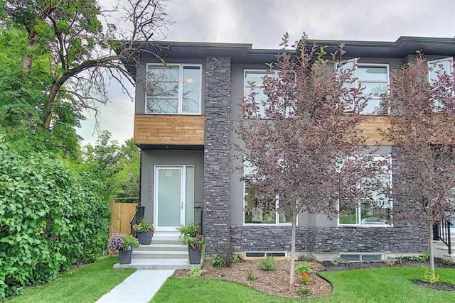 3604 1 Street NW, Calgary, AB T2K 0W6 (#A1018609) :: Redline Real Estate Group Inc