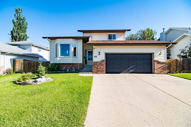61 Denovan Crescent, Red Deer, AB T4R 1W1 (#A1018611) :: Redline Real Estate Group Inc