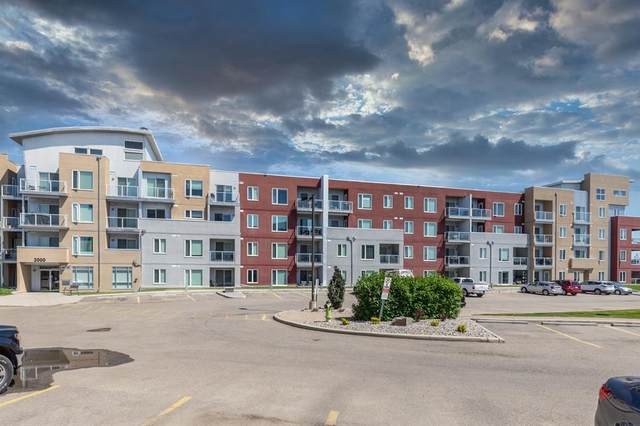 604 East Lake Boulevard NE #2104, Airdrie, AB T4A 0G6 (#A1018650) :: Canmore & Banff