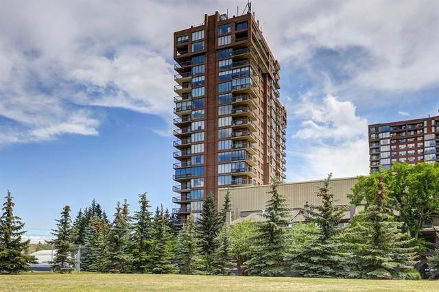 80 Point Mckay Crescent NW #2008, Calgary, AB T3B 4W4 (#A1018708) :: Canmore & Banff