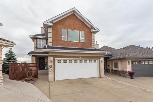 125 Chaparral Ridge Point SE, Calgary, AB T2X 3M6 (#A1018758) :: Redline Real Estate Group Inc