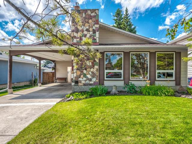 6247 72 Street NW, Calgary, AB T3B 3V9 (#A1018778) :: Redline Real Estate Group Inc