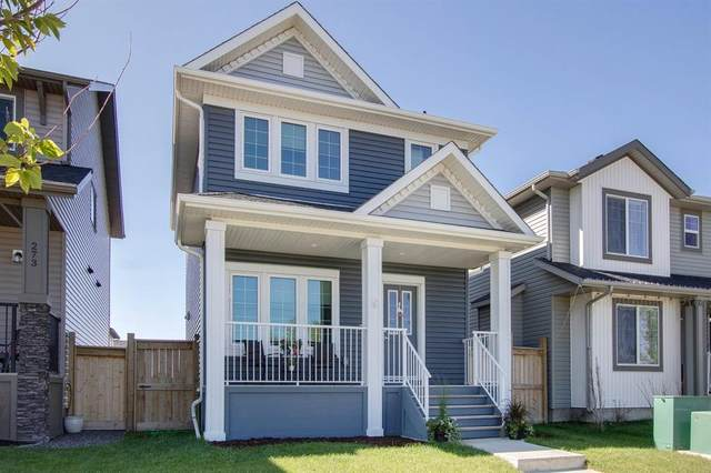 269 River Heights Drive, Cochrane, AB T4C 0W2 (#A1018798) :: Calgary Homefinders