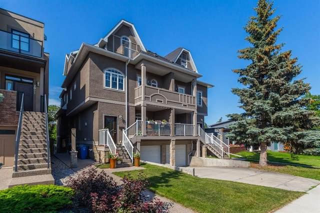 2020 27 Avenue SW #2, Calgary, AB T2T 1H5 (#A1018807) :: Redline Real Estate Group Inc