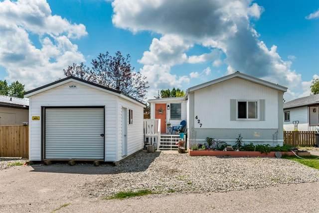 427 Homestead Trail SE, High River, AB T1V 1J9 (#A1018808) :: Redline Real Estate Group Inc