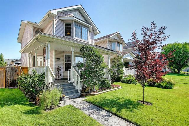 88 Mt Allan Circle SE, Calgary, AB T2Z 2S4 (#A1018827) :: Redline Real Estate Group Inc