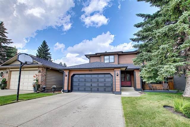 942 Suncastle Drive SE, Calgary, AB T2X 2M3 (#A1018837) :: Redline Real Estate Group Inc
