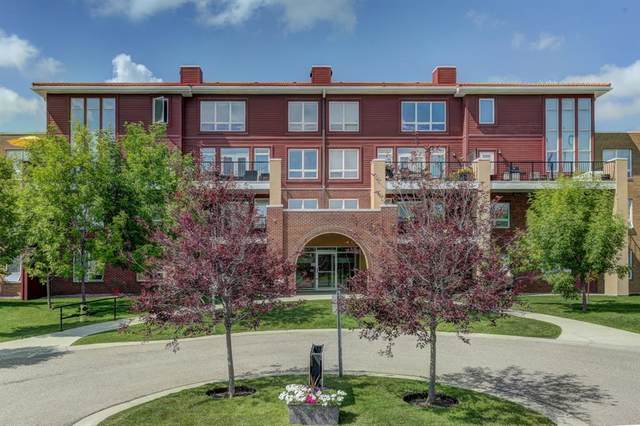 10221 Tuscany Boulevard NW #2106, Calgary, AB T3L 0A3 (#A1018858) :: Redline Real Estate Group Inc