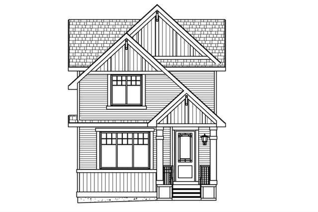 309 Sundown Road, Cochrane, AB T4C 2T2 (#A1018921) :: Redline Real Estate Group Inc