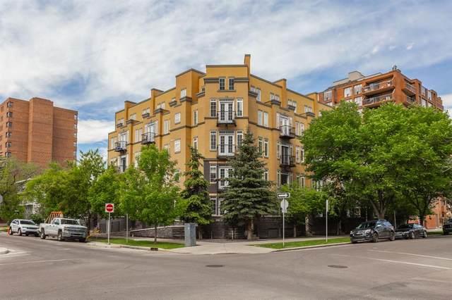 1000 15 Avenue SW #105, Calgary, AB T2R 0S6 (#A1018932) :: Redline Real Estate Group Inc