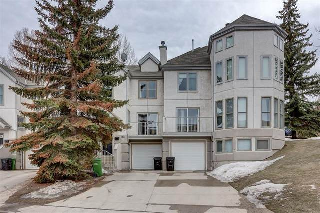 1631 16 Avenue SW, Calgary, AB T3C 1A2 (#A1018947) :: Redline Real Estate Group Inc
