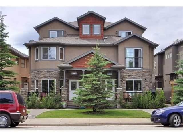 3421 5 Avenue NW #2, Calgary, AB T2N 0V5 (#A1019007) :: Redline Real Estate Group Inc