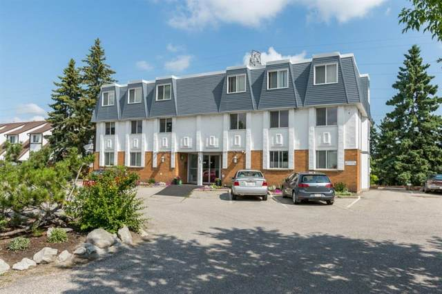 312 Cedar Crescent SW #201, Calgary, AB T3C 2Y8 (#A1019022) :: Redline Real Estate Group Inc
