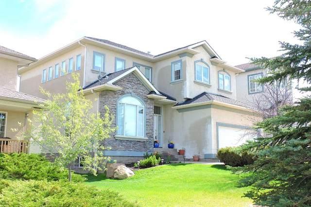 4 Gleneagles View, Cochrane, AB T4C 1N9 (#A1019048) :: Canmore & Banff