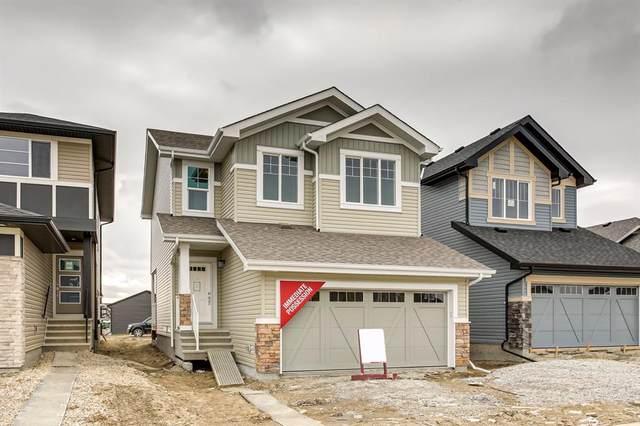 186 Walgrove Terrace SE, Calgary, AB T2X 4E7 (#A1019079) :: Redline Real Estate Group Inc