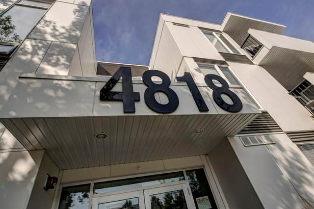 4818 Varsity Drive NW #105, Calgary, AB T2A 1A3 (#A1019095) :: Redline Real Estate Group Inc
