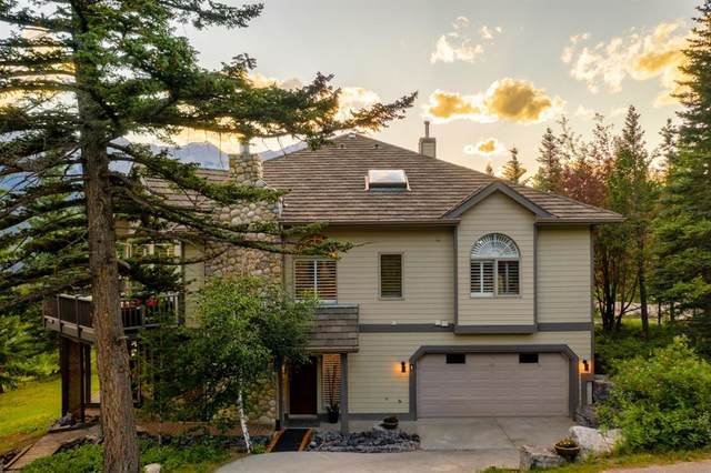 1 Aspen Glen #1, Canmore, AB T1W 1A6 (#A1019151) :: Canmore & Banff