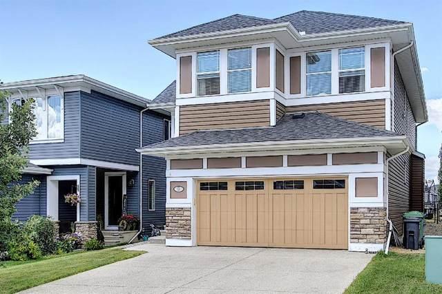68 Sunset Park, Cochrane, AB T4C 0N4 (#A1019152) :: Redline Real Estate Group Inc