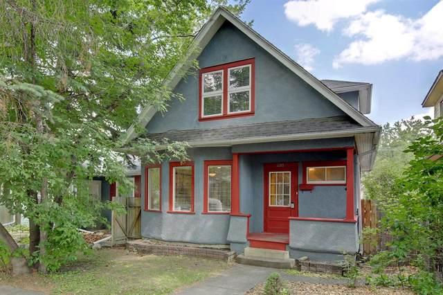 410 12 Street NW, Calgary, AB T2N 1Y8 (#A1019160) :: Redline Real Estate Group Inc