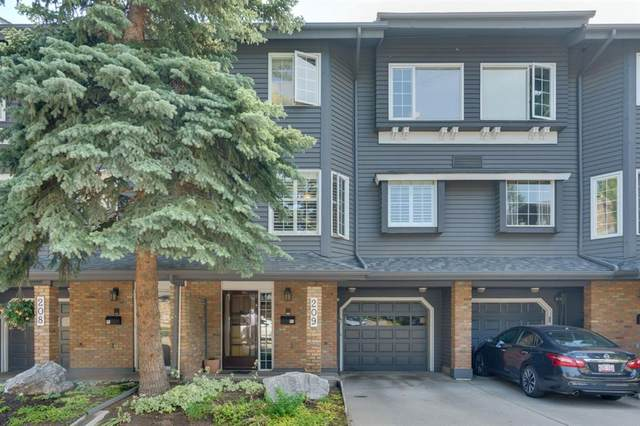 4037 42 Street NW #209, Calgary, AB T3A 2M9 (#A1019168) :: Redline Real Estate Group Inc