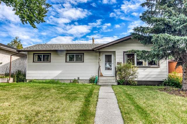 71 Armstrong Crescent SE, Calgary, AB T2J 0X2 (#A1019196) :: Redline Real Estate Group Inc