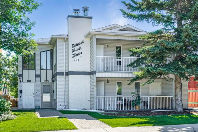 701 56 Avenue SW #202, Calgary, AB T2V 0G9 (#A1019232) :: Redline Real Estate Group Inc