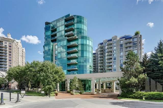837 2 Avenue SW #201, Calgary, AB T2P 0E6 (#A1019290) :: Redline Real Estate Group Inc