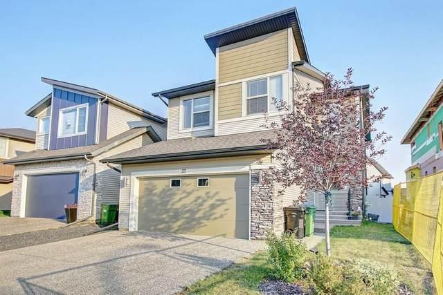 33 Walden Way SE, Calgary, AB T2X 1Y5 (#A1019319) :: Redline Real Estate Group Inc