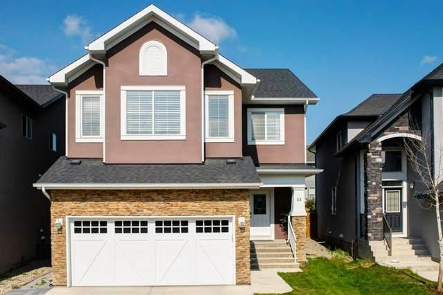 53 Sage Meadows Way NW, Calgary, AB T3P 0E9 (#A1019346) :: Redline Real Estate Group Inc