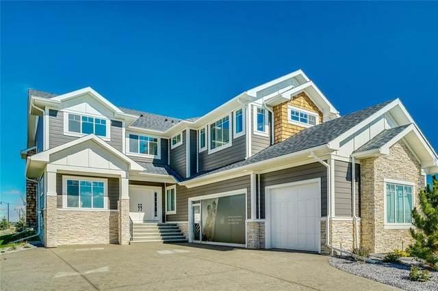 20 Cimarron Estates Gate, Okotoks, AB T1S 0M9 (#A1019369) :: Canmore & Banff